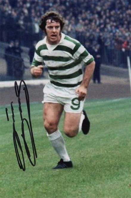 Dixie Deans, Glasgow Celtic. signed 6x4 inch photo